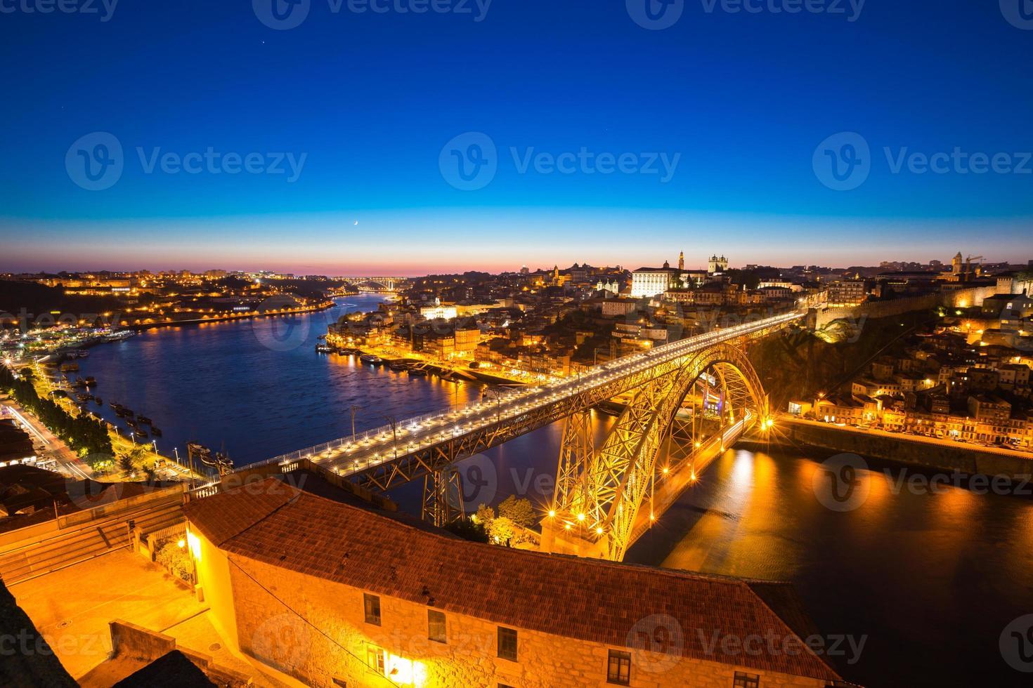 puente porto dom luiz foto