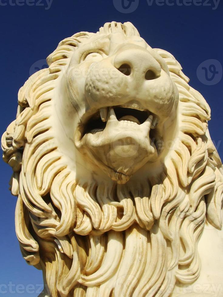 Sculptire of Medici lion, Vorontsov palace photo