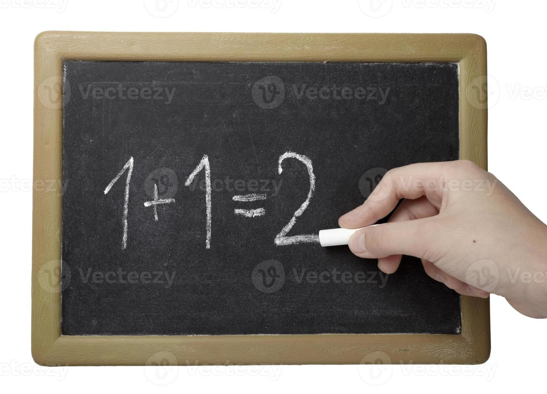 chalkboard math classroom school education photo