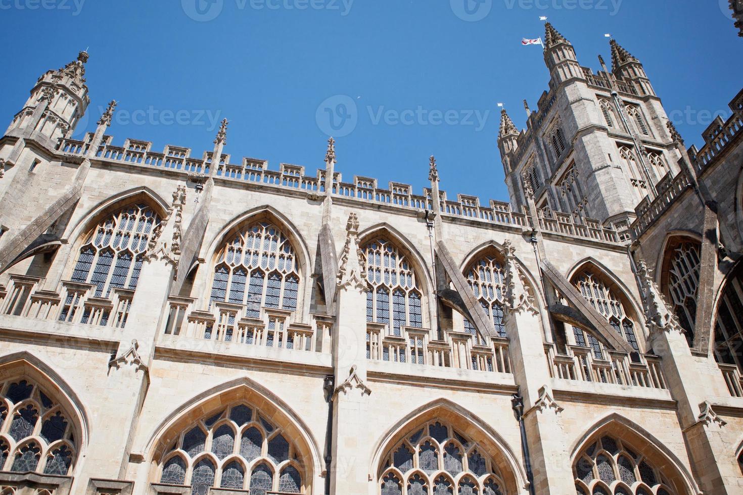 Bath Abbey, Somerset, Inglaterra foto