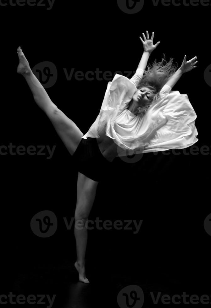 Beautiful dancer photo