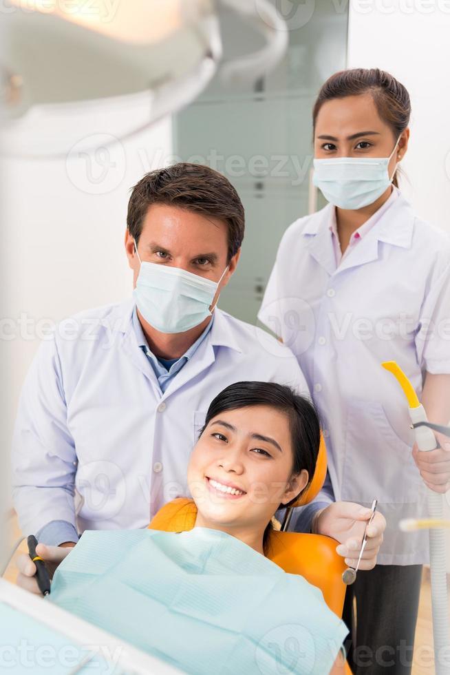 en la odontología foto