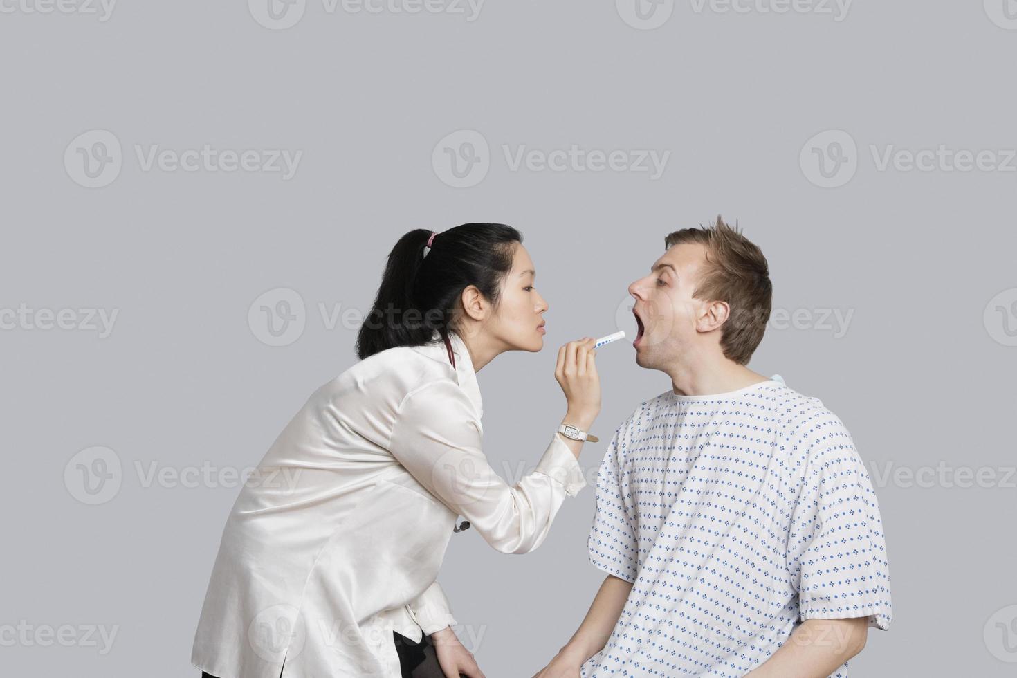 Personal medico foto