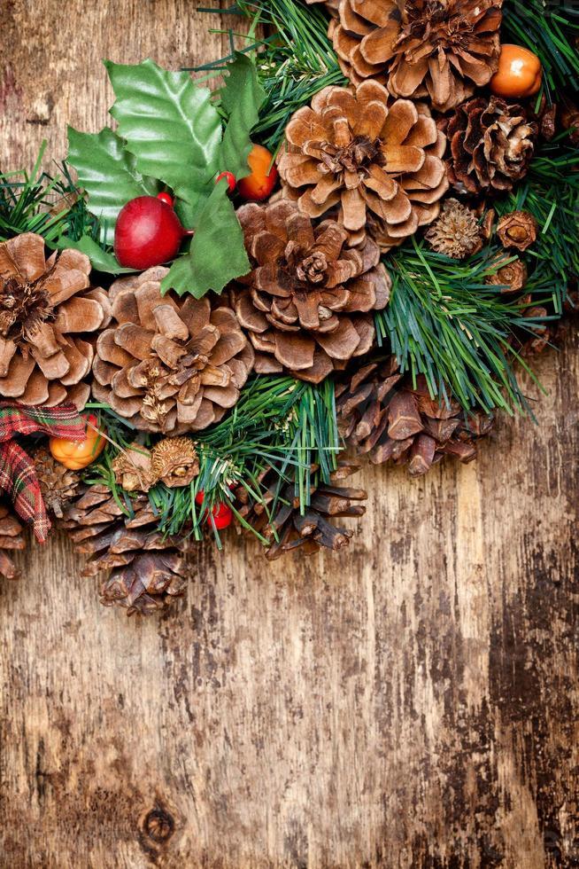 adornos de navidad foto