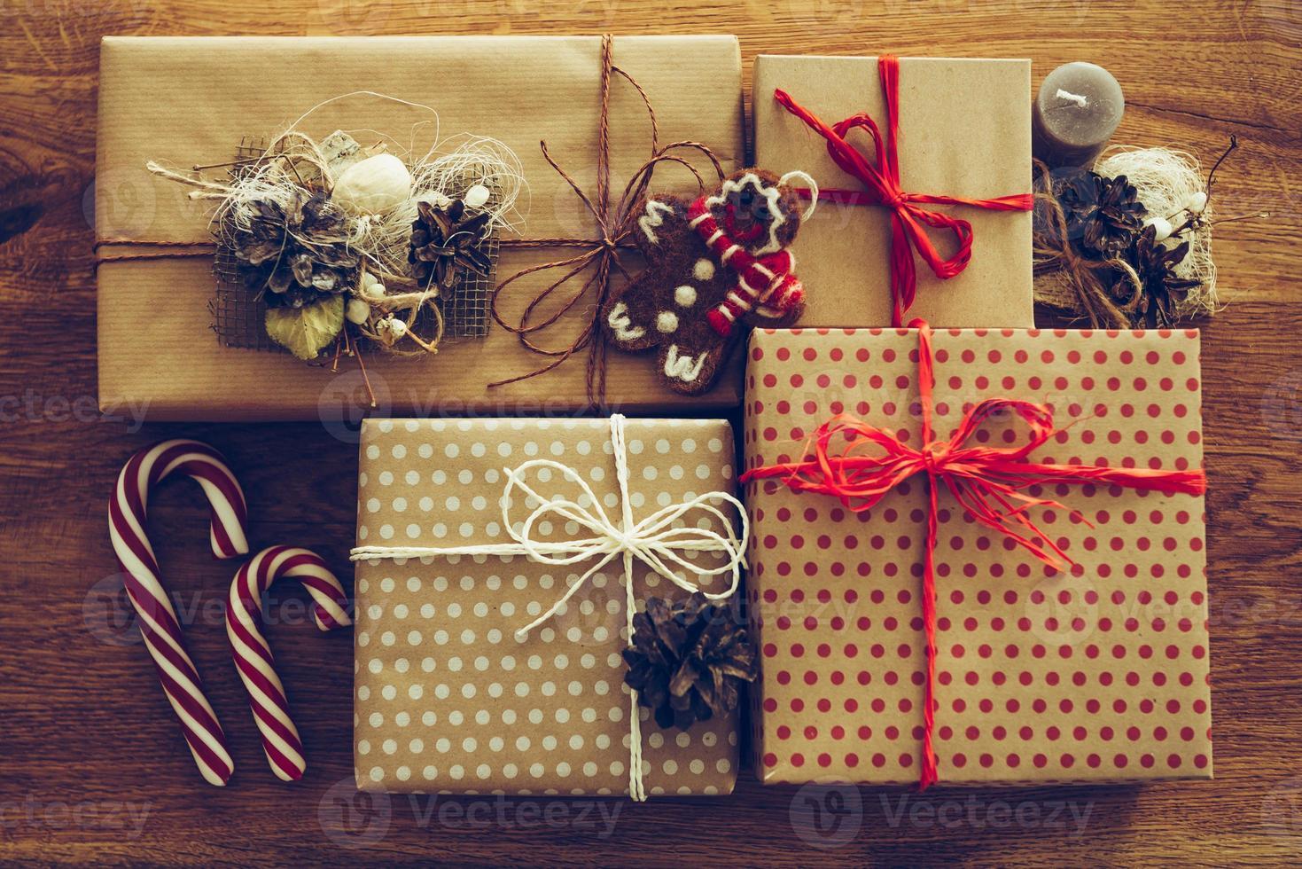 Christmas set. photo