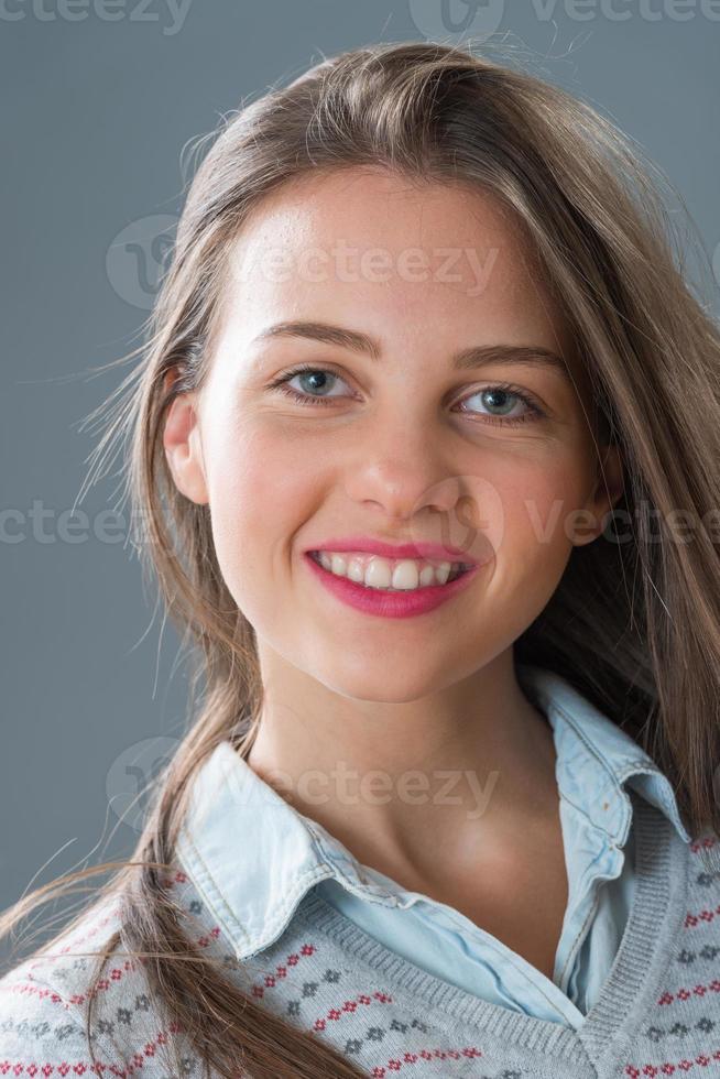 retrato de chicas adolescentes foto