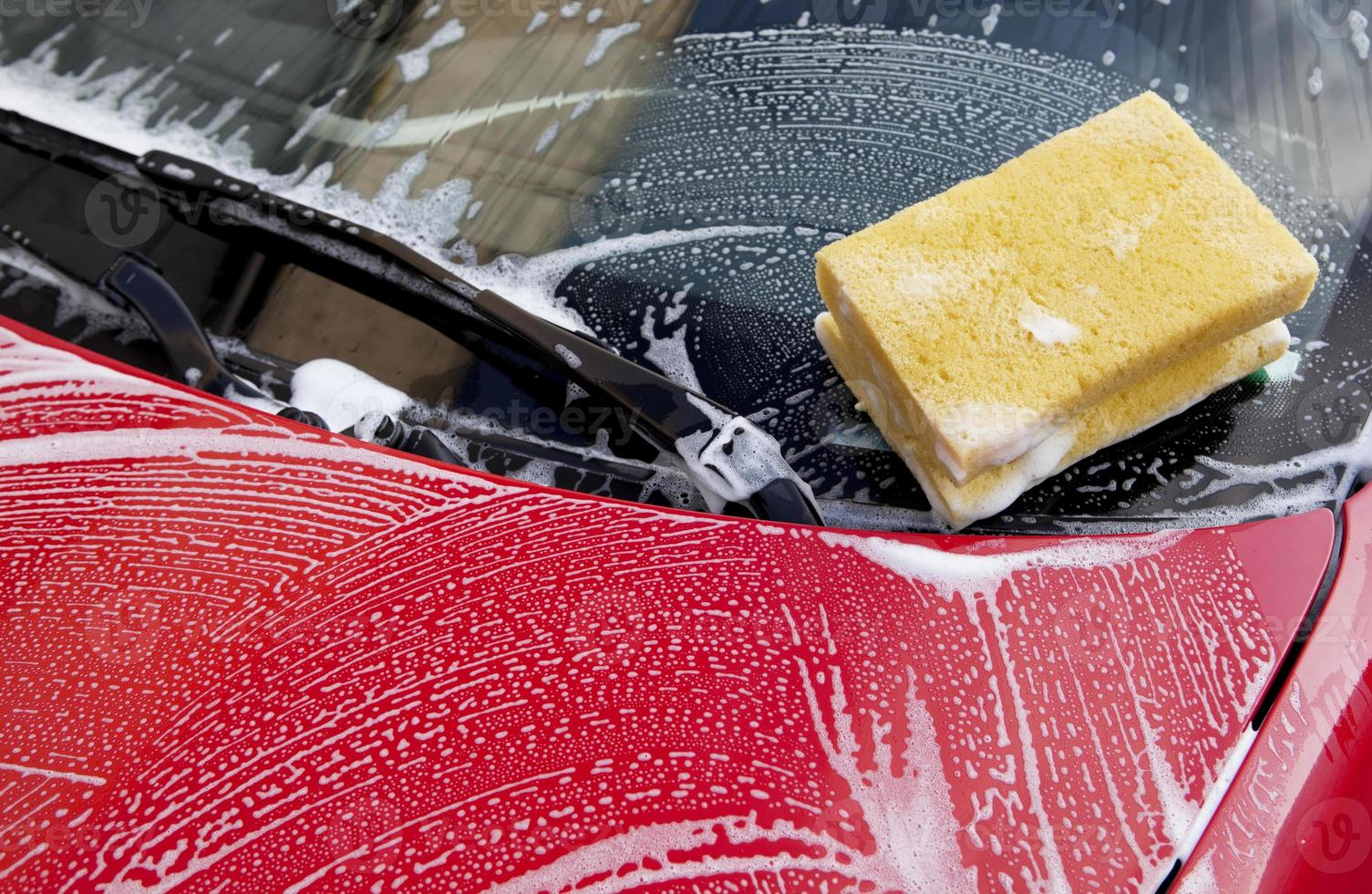 lavado de autos foto