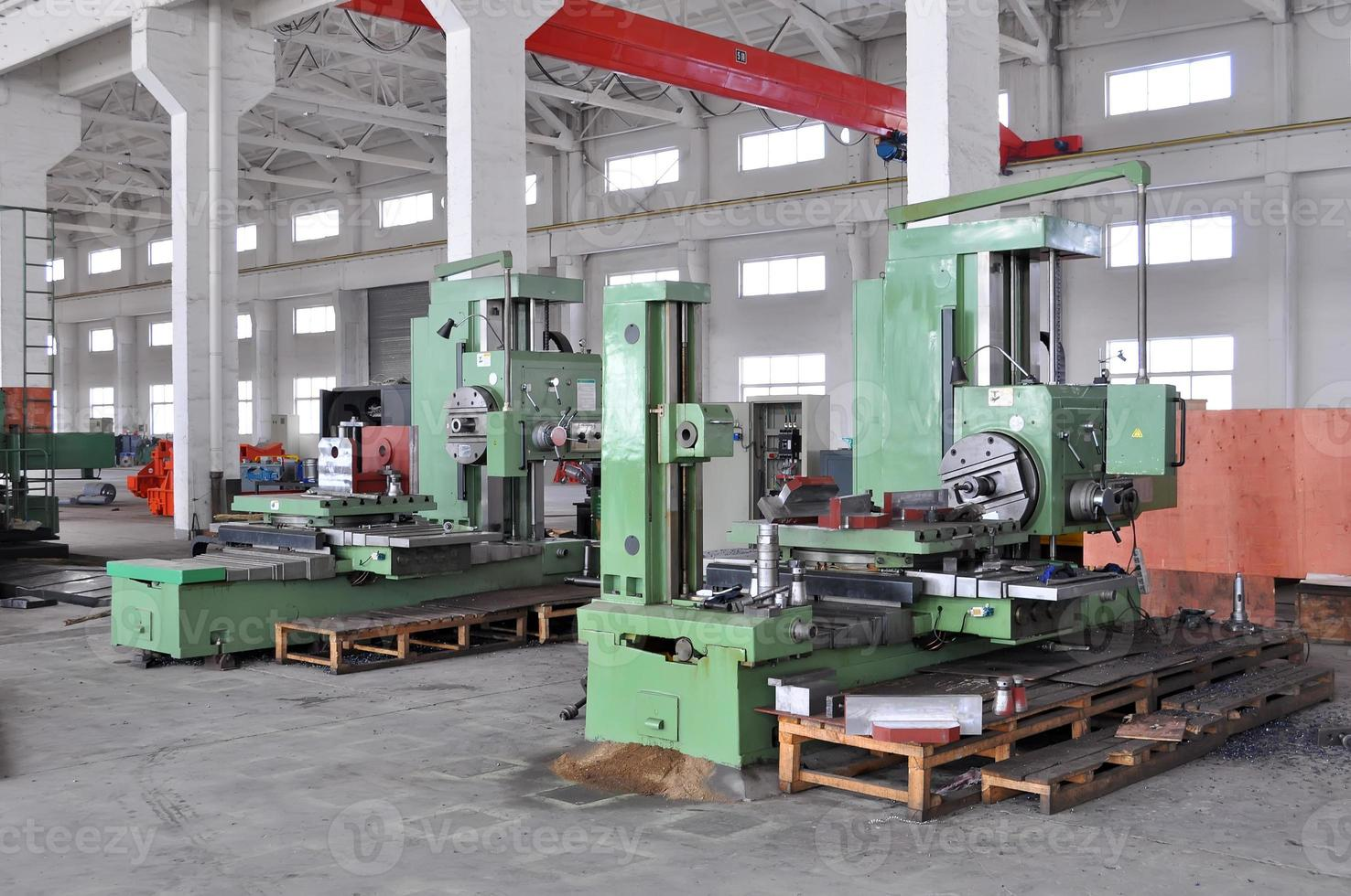 Machine tool photo