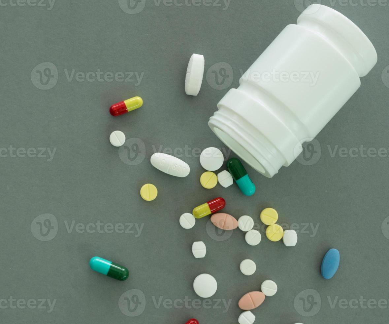 pastillas medicas foto