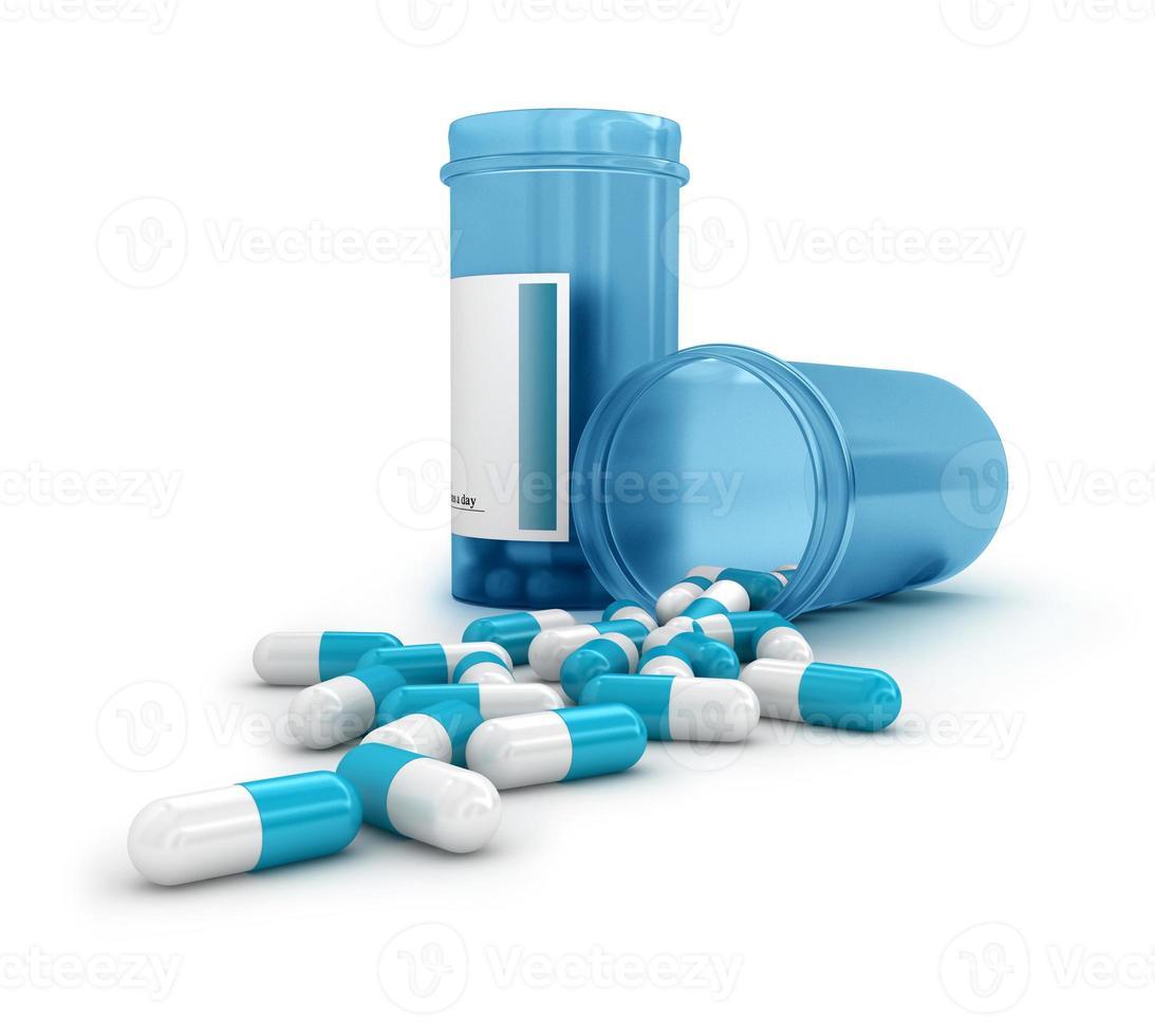 pastillas - antecedentes médicos foto
