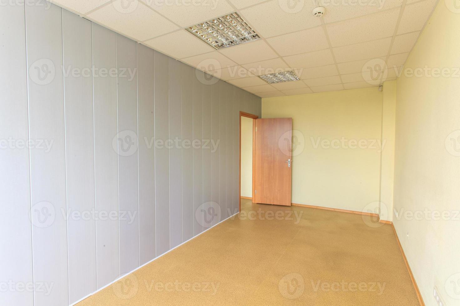 empty small office room photo