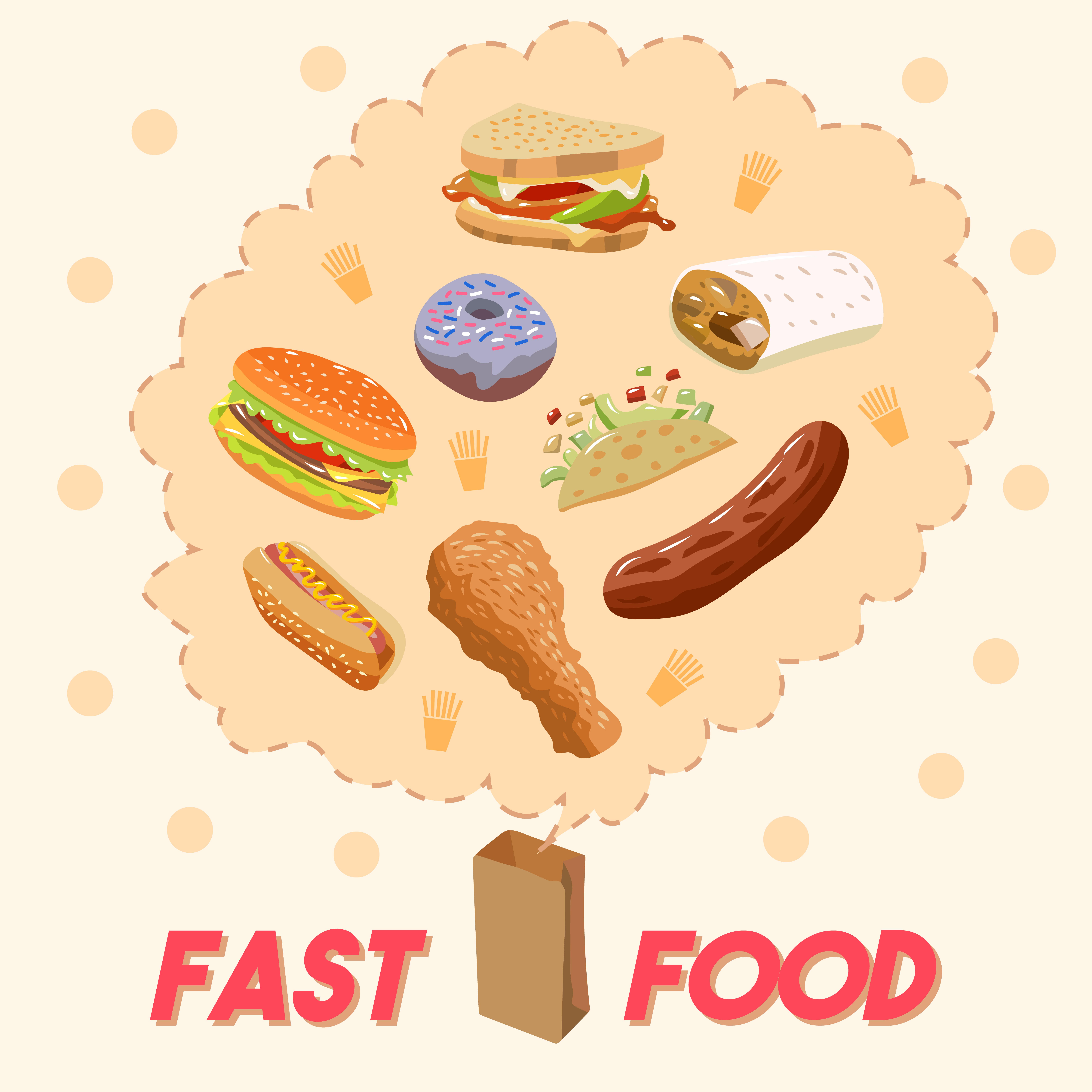 卡通食物 免費下載 | 天天瘋後製