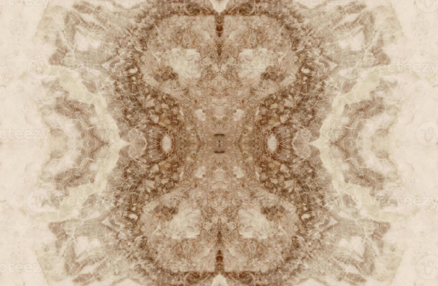 Fondo de mármol simétrico foto