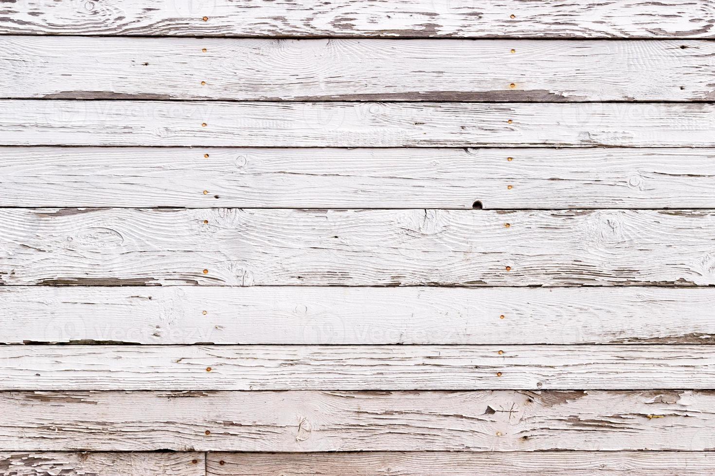 La textura de madera blanca con fondo de patrones naturales foto