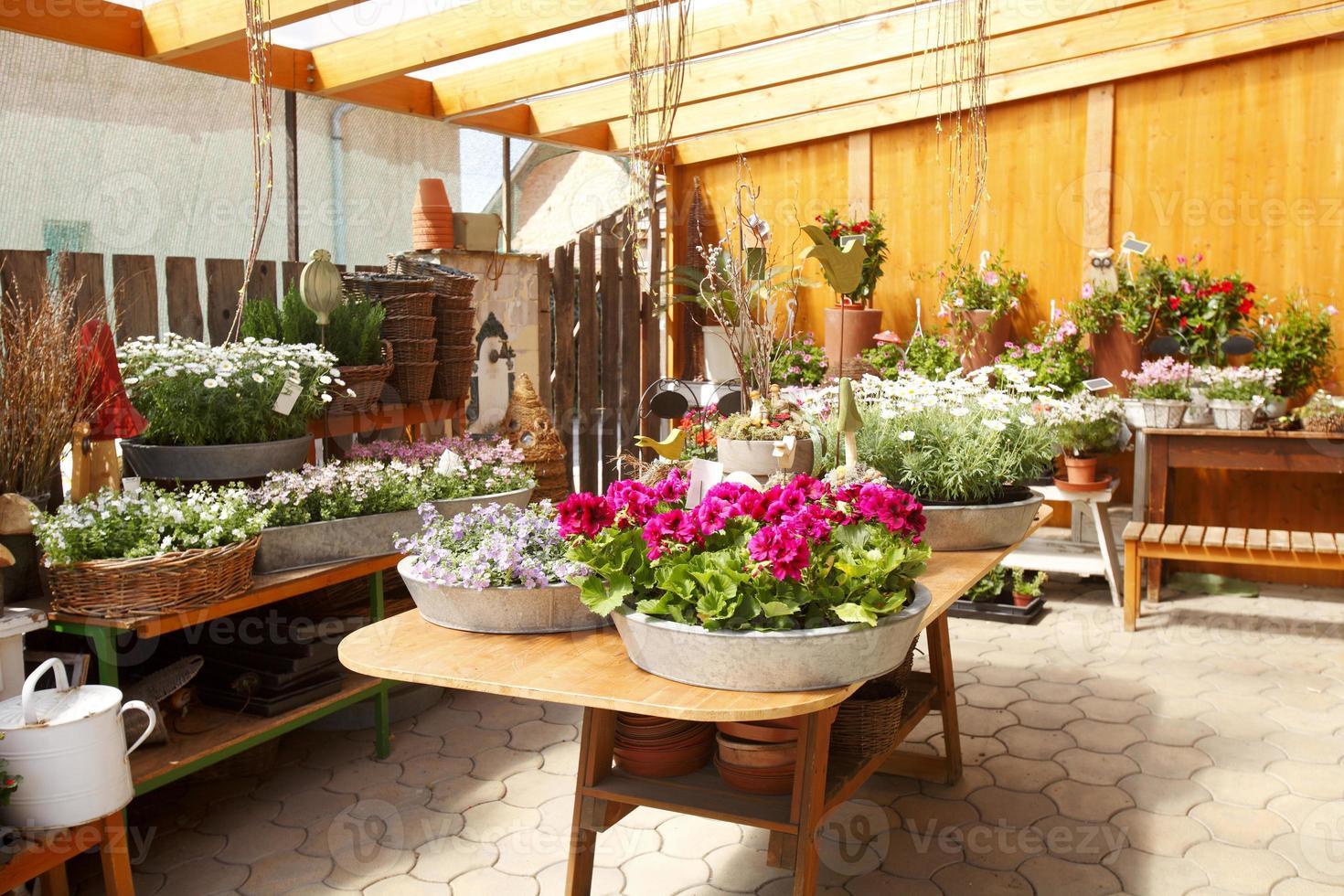 Flower Shop Interior photo