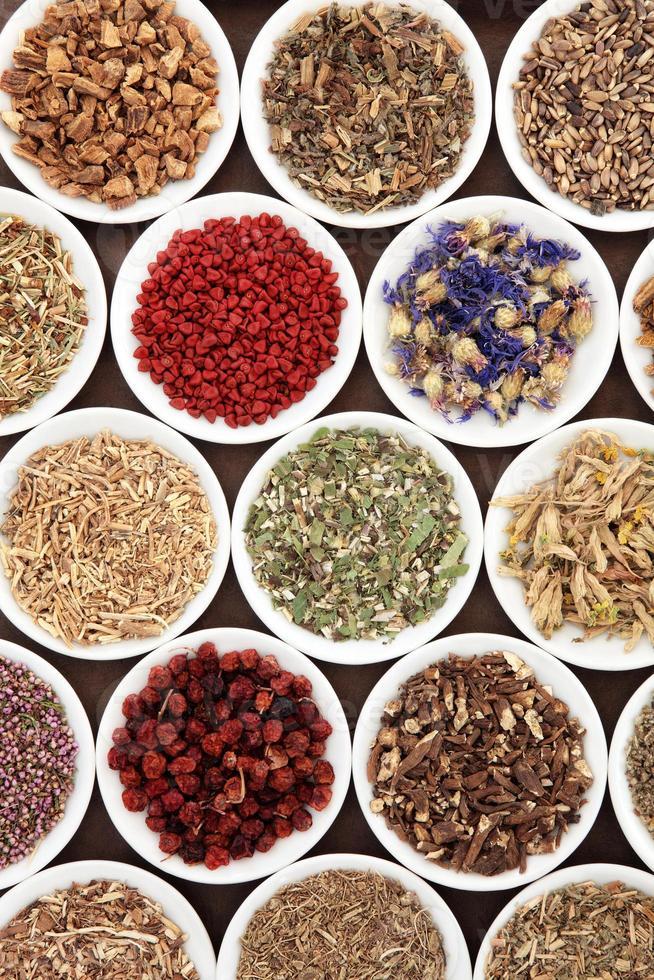 medicina herbaria foto