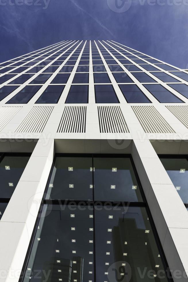 Corporate Glass and Steel in Frankfurt photo