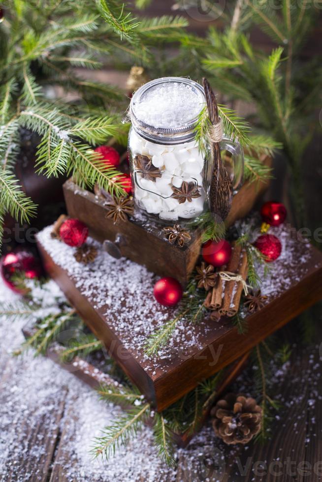regalo comestible de navidad foto