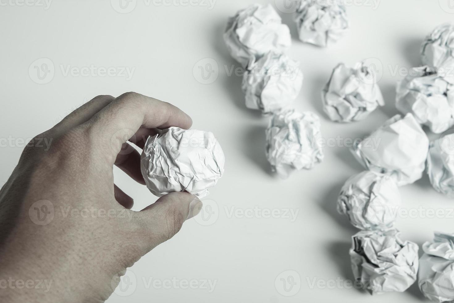 Paper Balls photo
