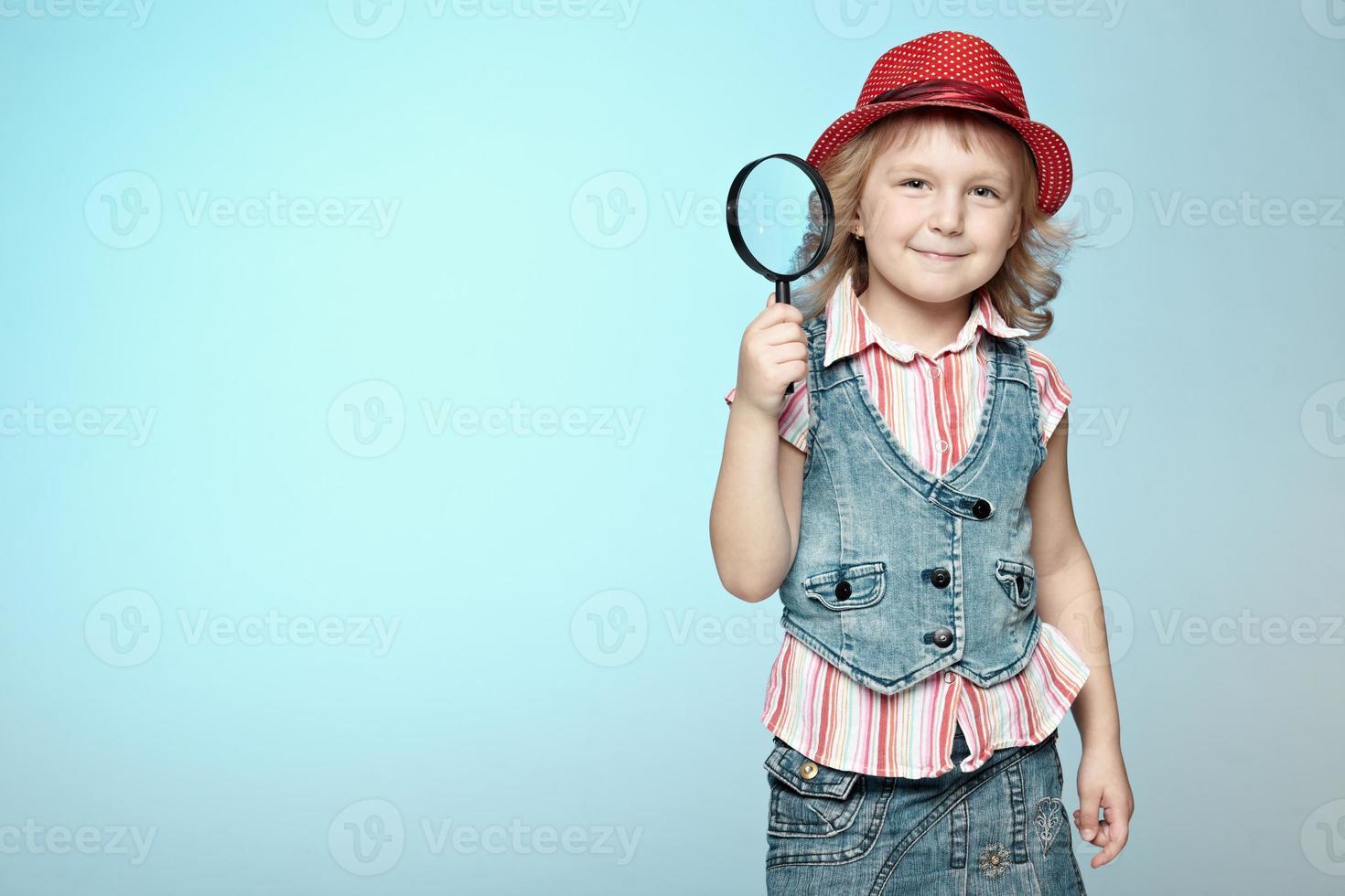 Little detective photo