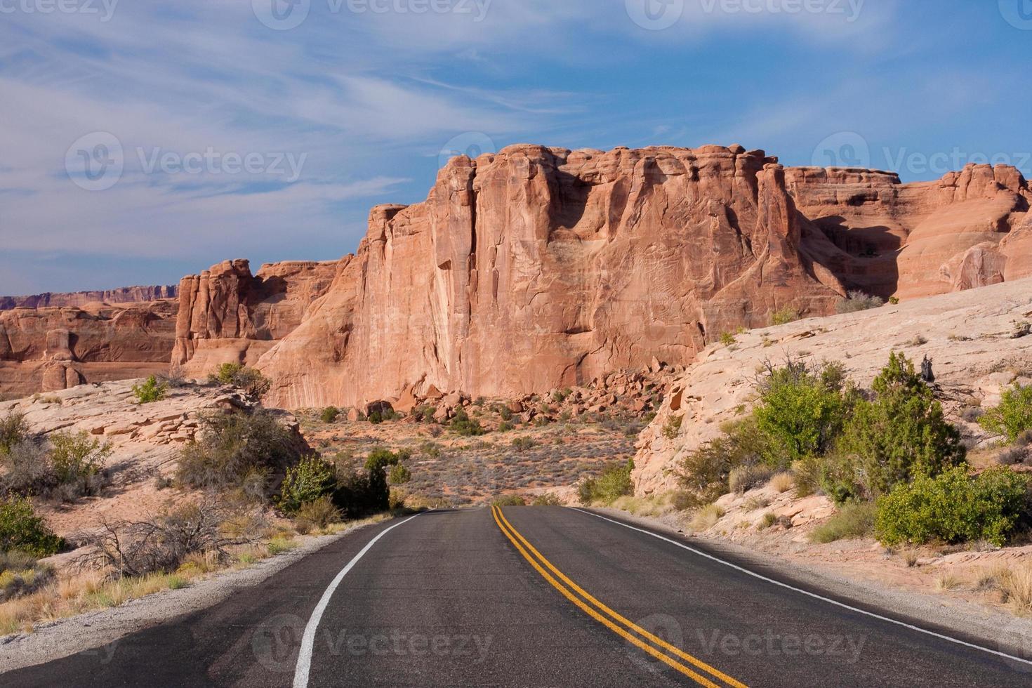 Desert Highway photo