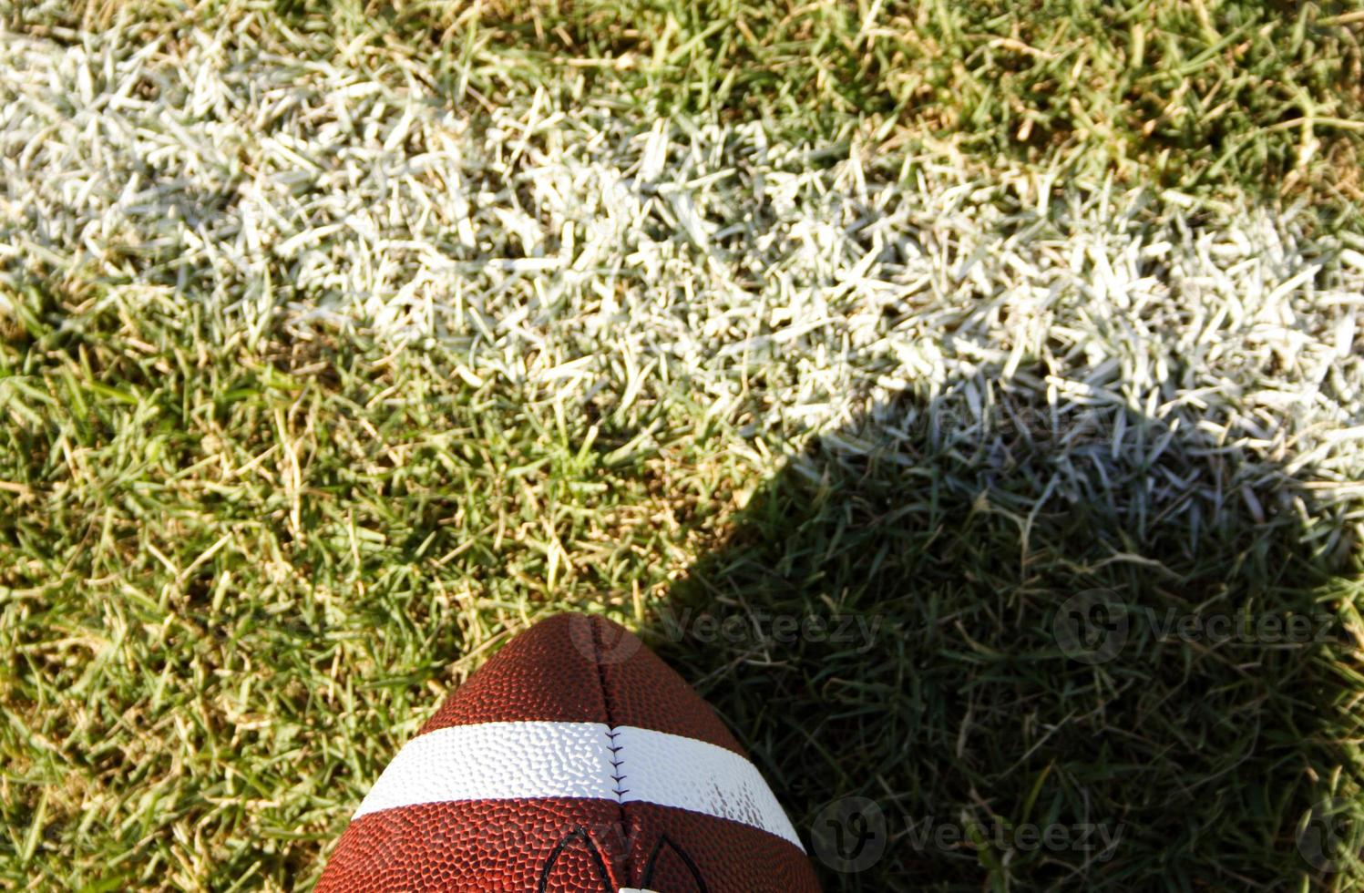 Fourth down and goal photo