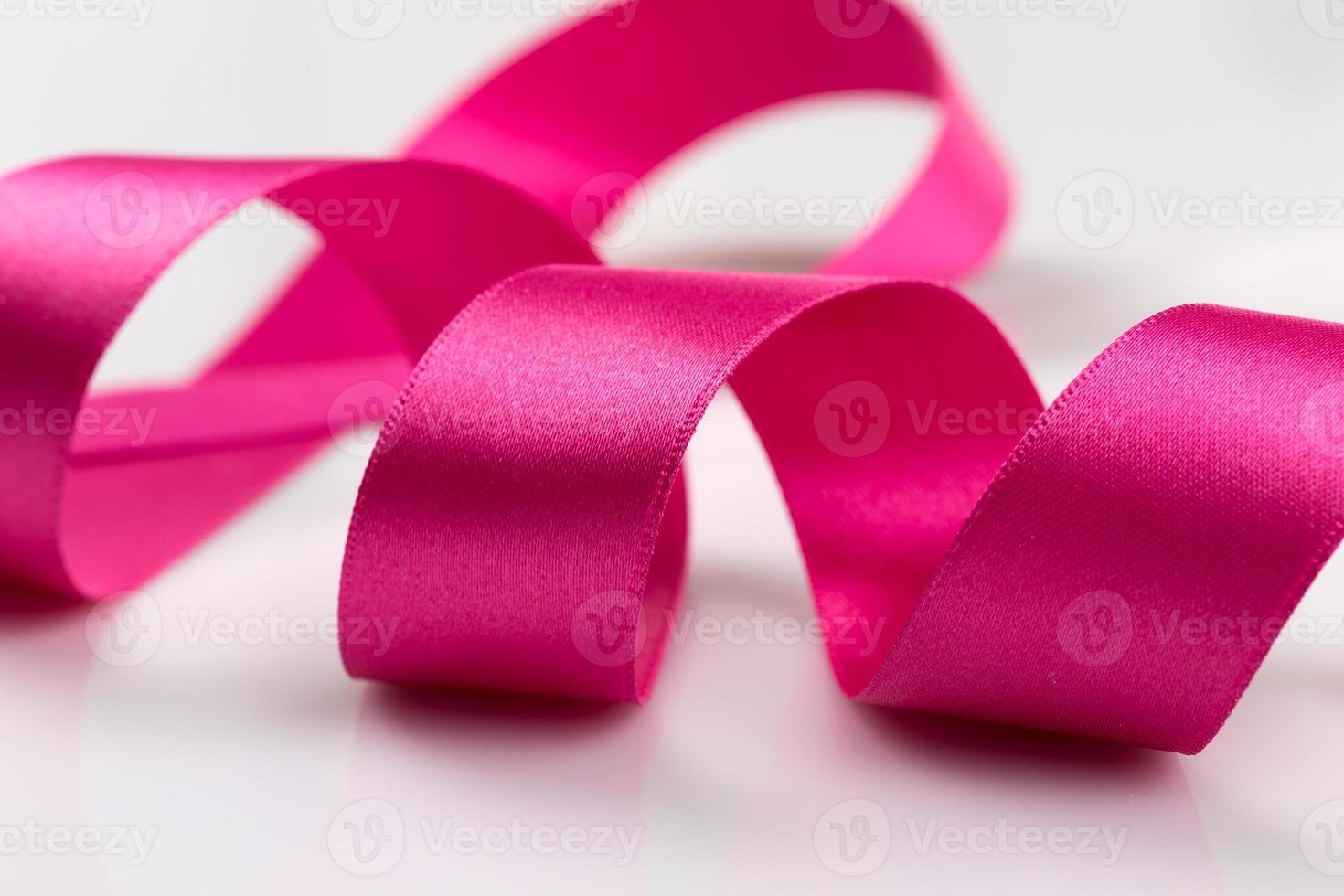 Pink ribbon photo