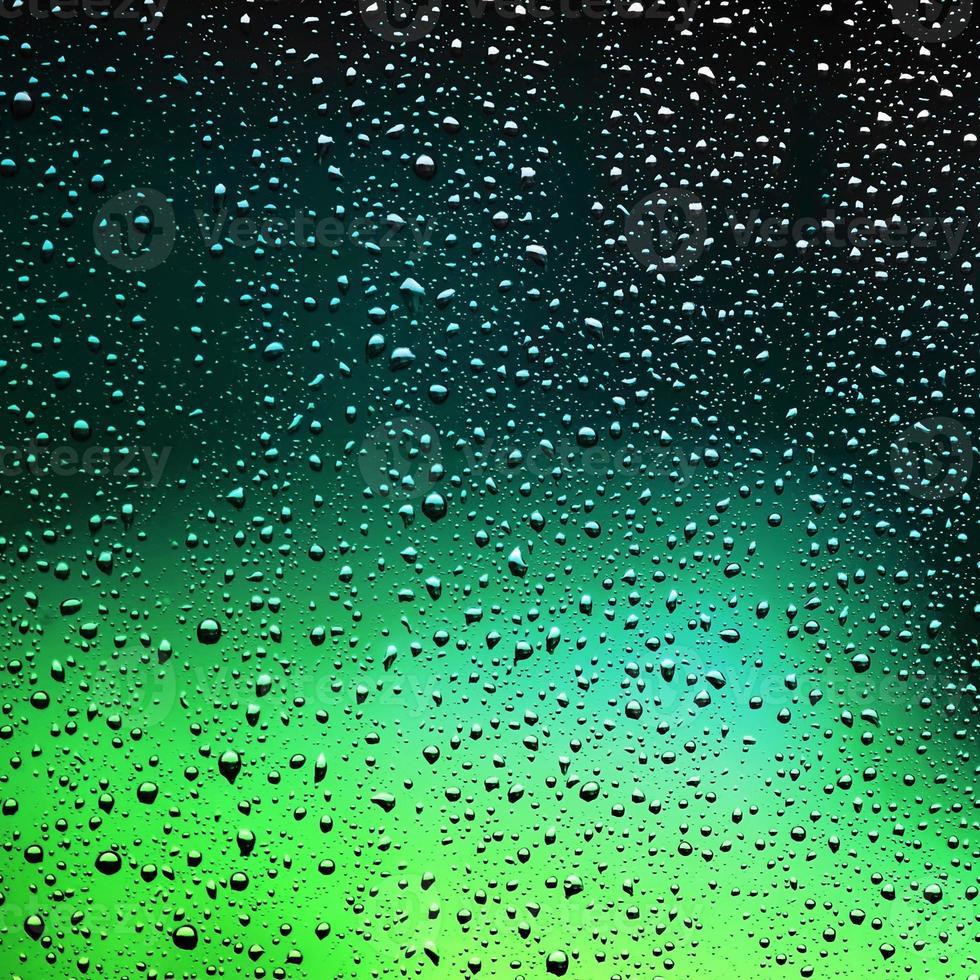 gocce d'acqua di fondo foto