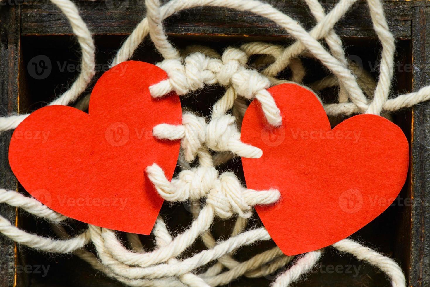 Bounding love photo