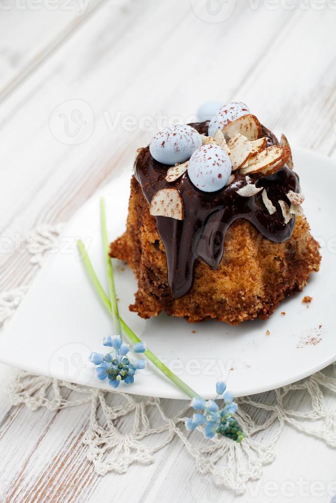 Easter bundt cake photo