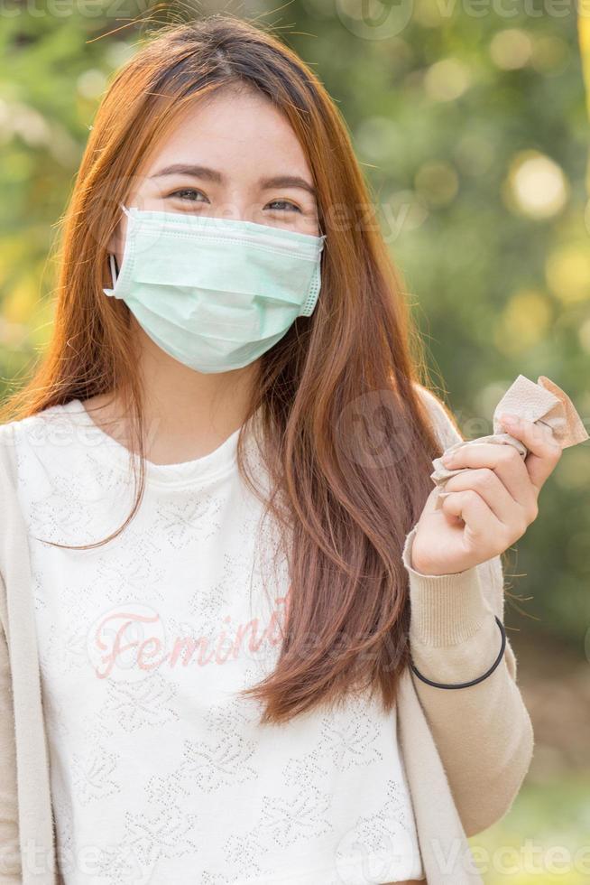 sick women photo