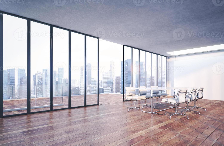 modern office interior photo