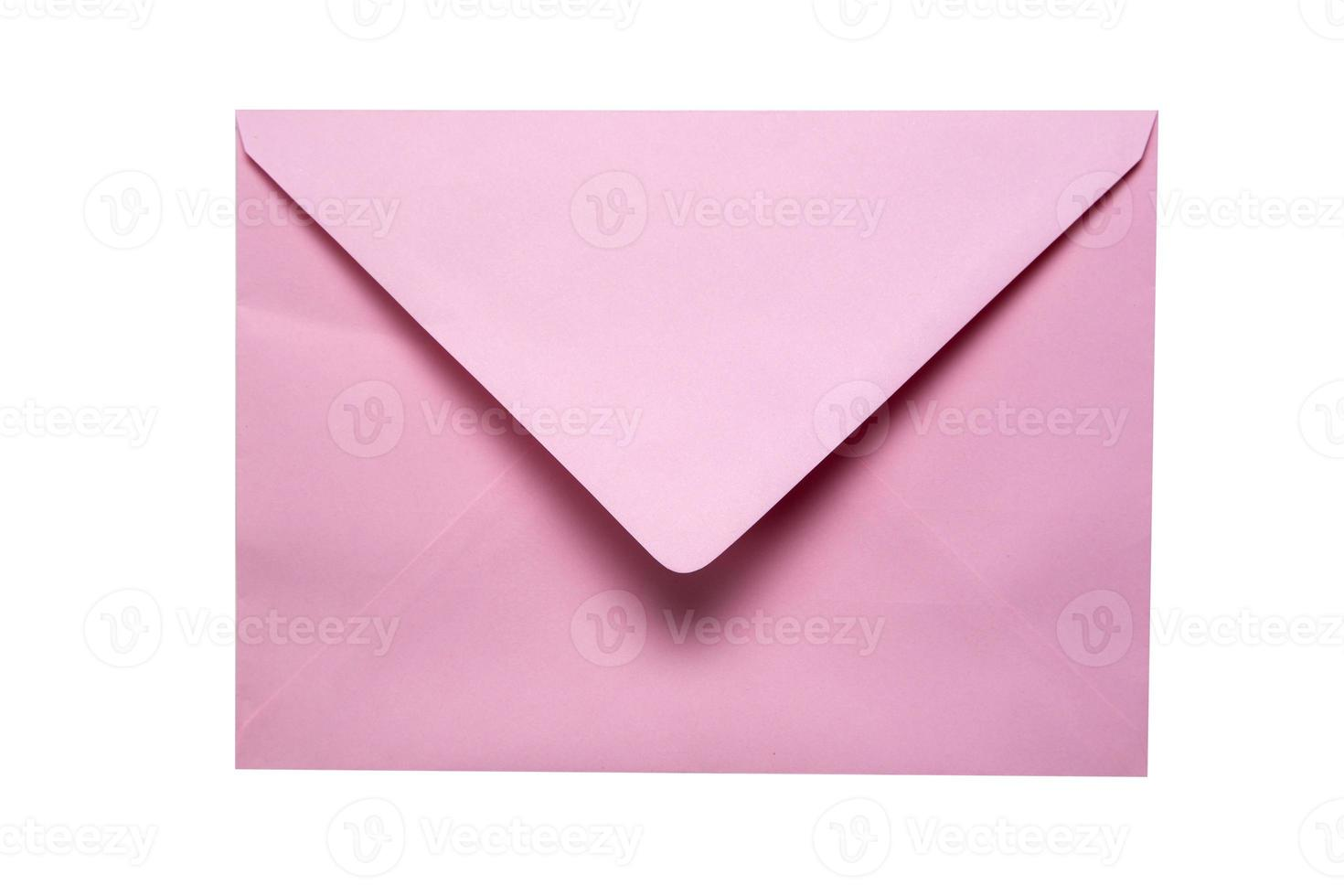 Envelope photo
