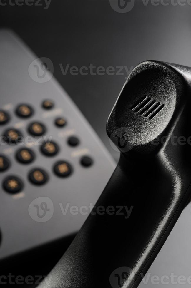Black phone photo