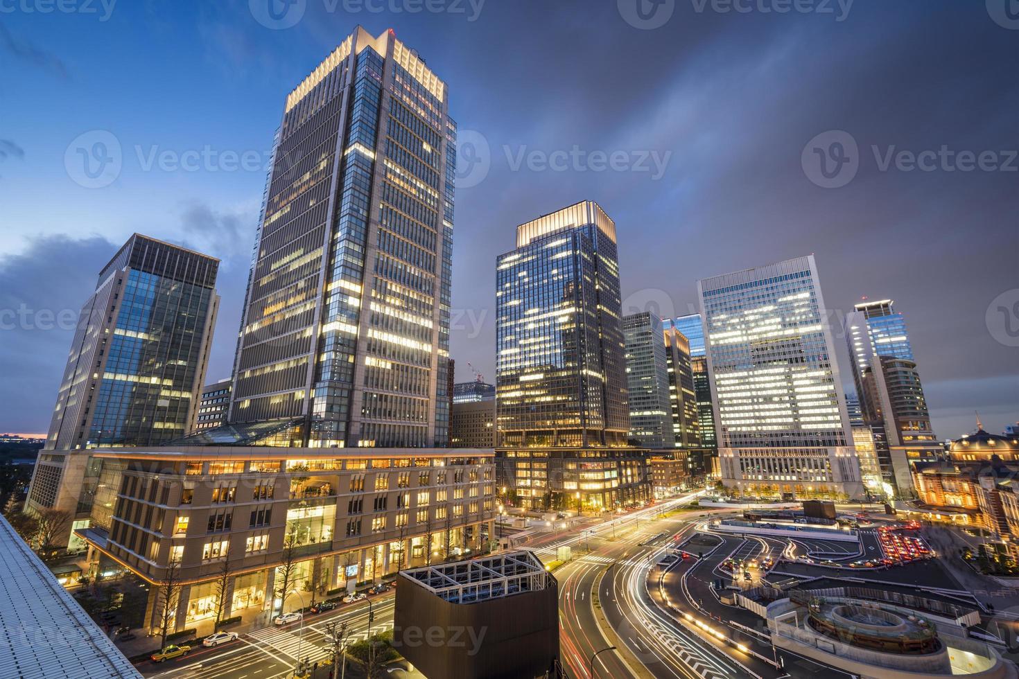 Tokyo at Marunouchi photo