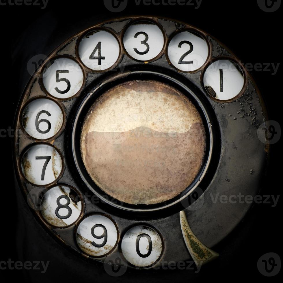 teléfono antiguo foto
