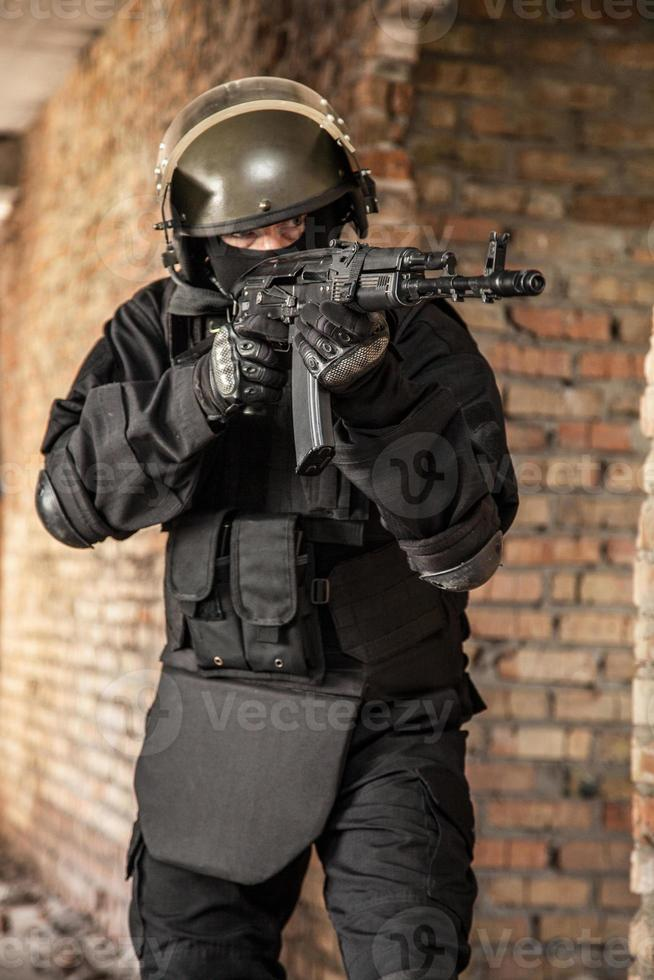 operador de fuerzas especiales foto