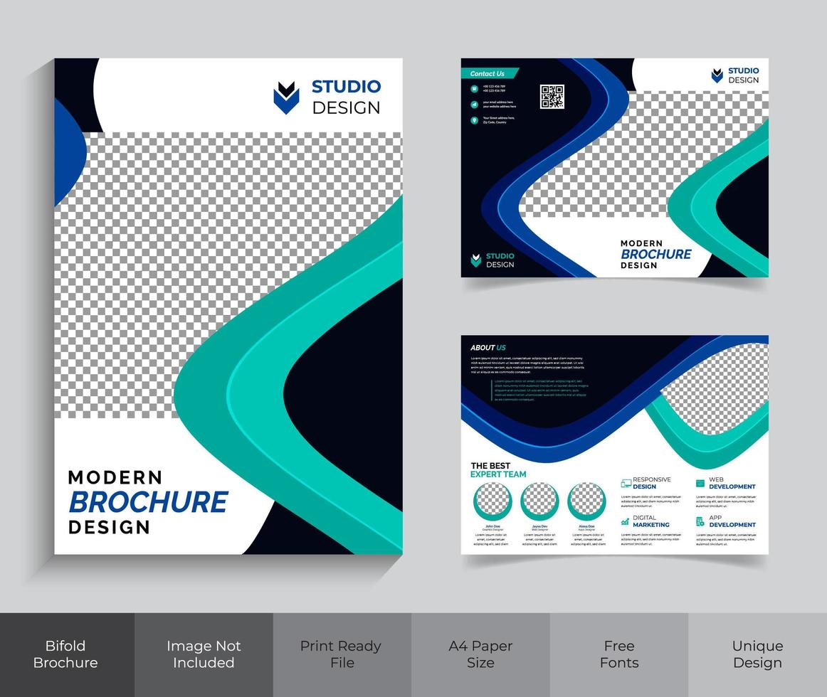 Cover Page Sets vector