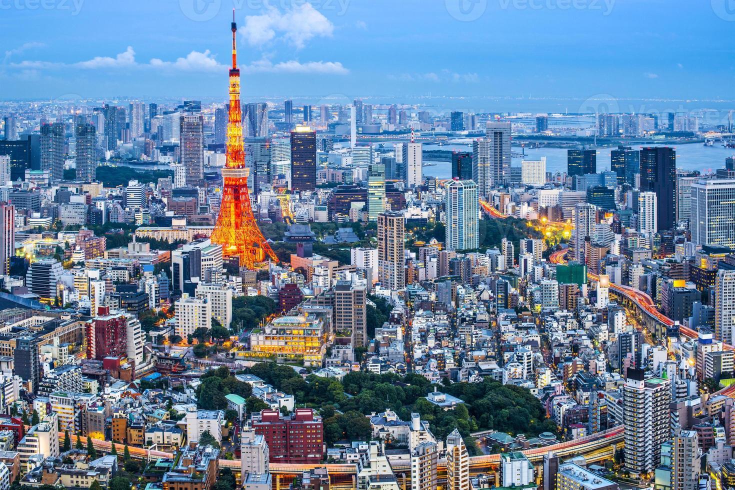 Tokio, Japón foto
