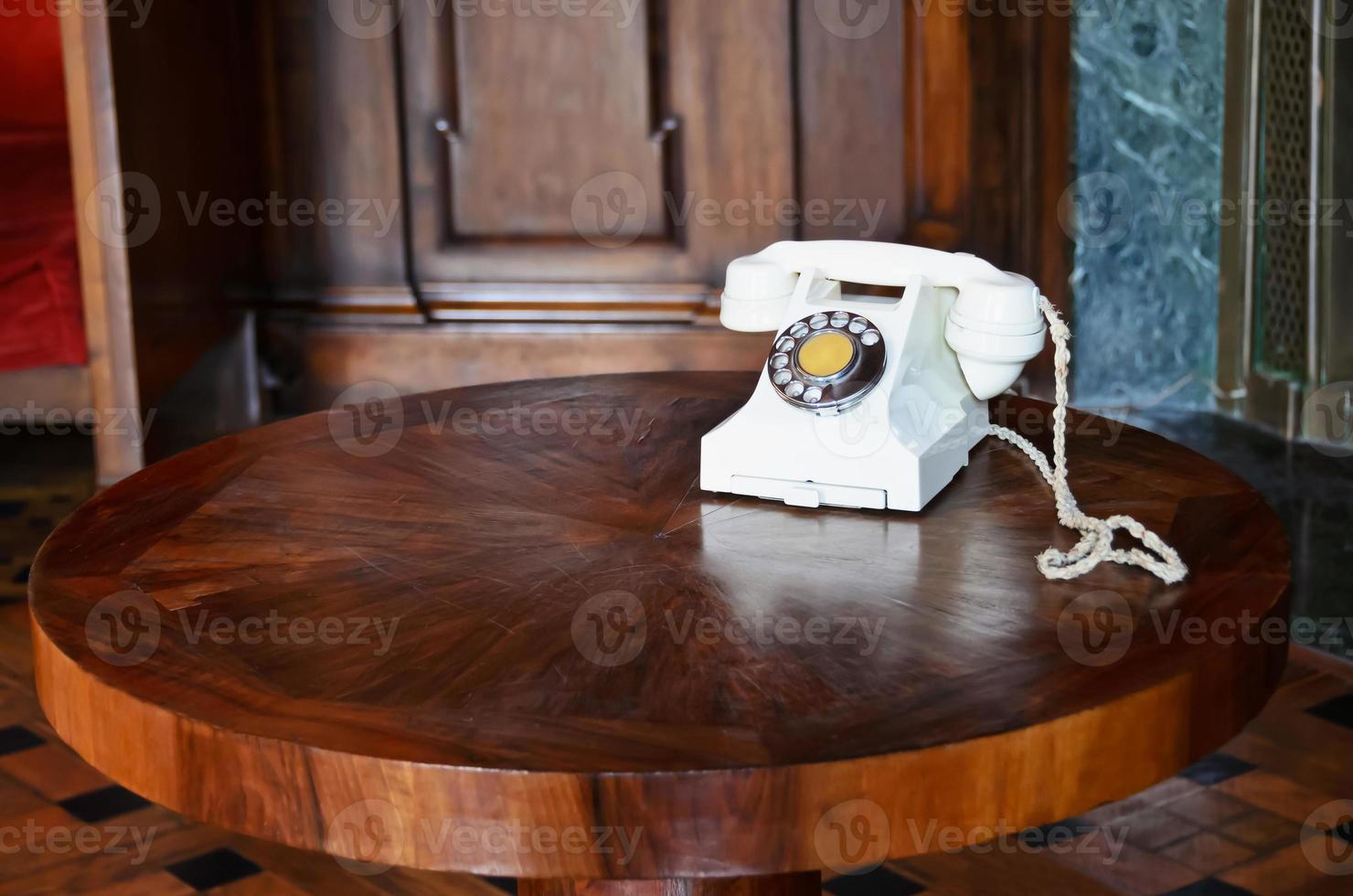 White phone photo