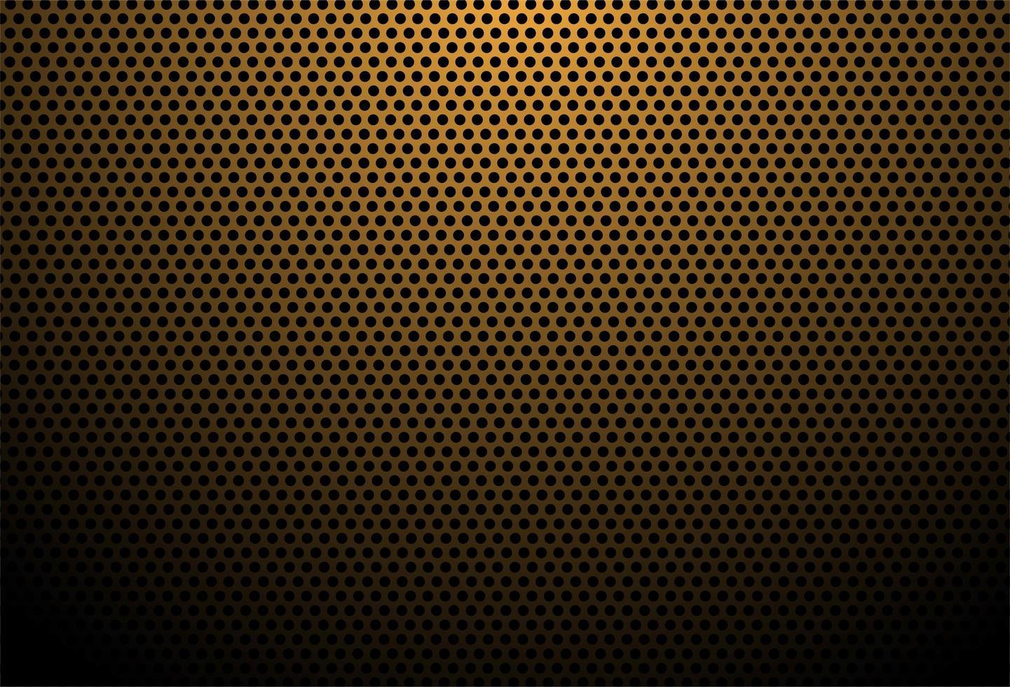 Bronze Carbon Fiber Texture vector
