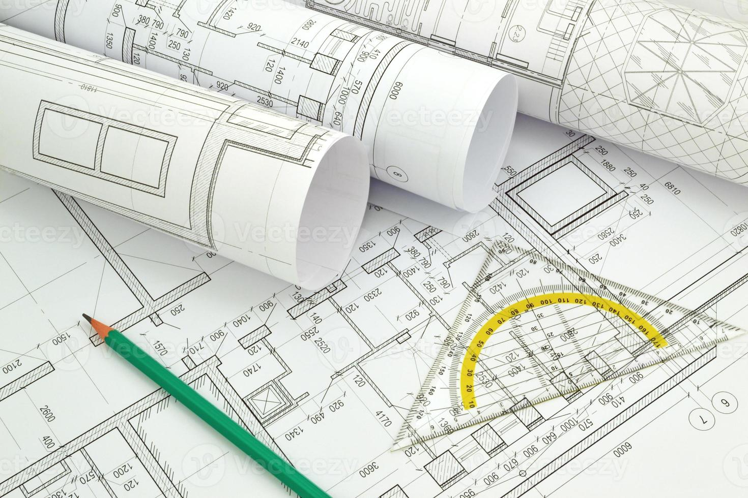 Project drawings photo