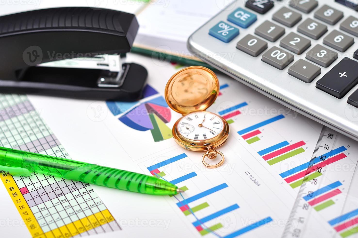market analysis concept photo