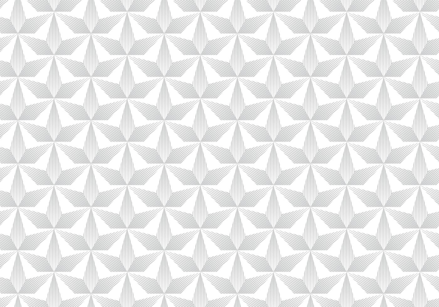 Abstract Pattern with Stars Background vector