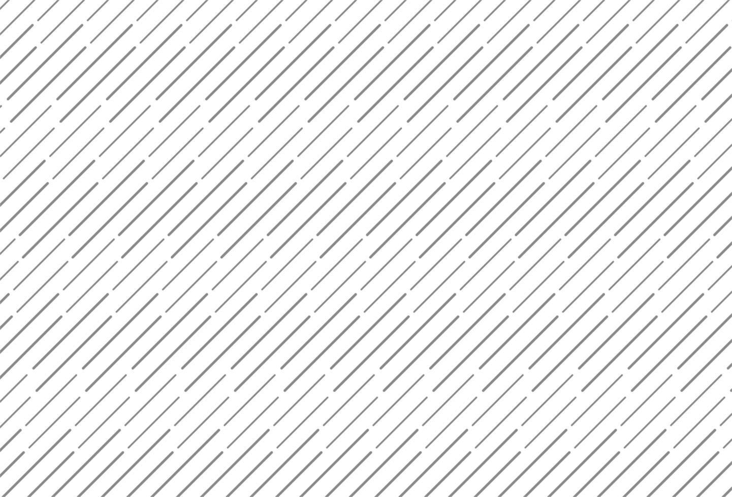 patrón de líneas inclinadas modernas vector
