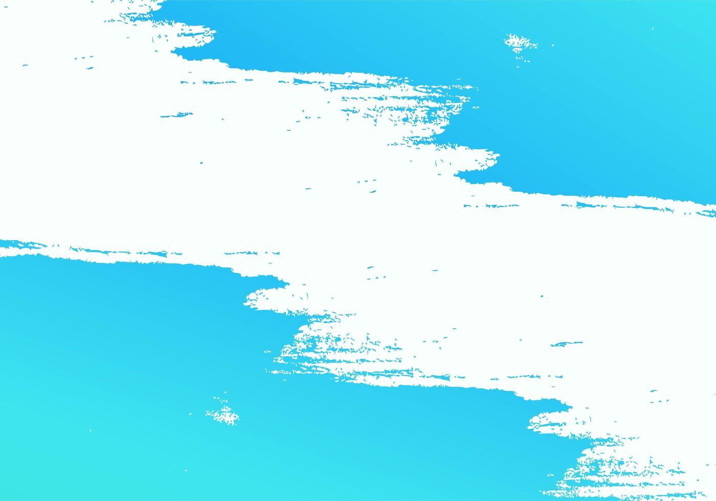 textura de pincelada azul vector