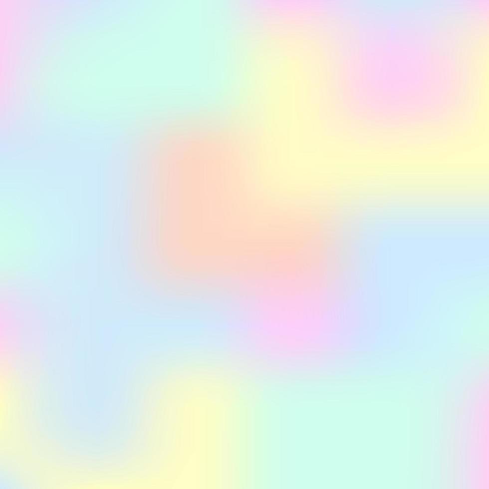 colorido desenfoque de fondo vector