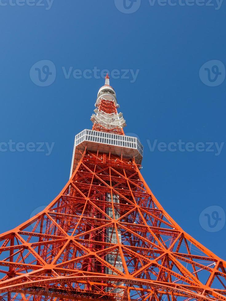 High Tokyo Tower photo