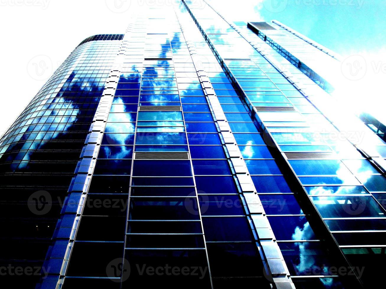 rascacielos en varsovia foto