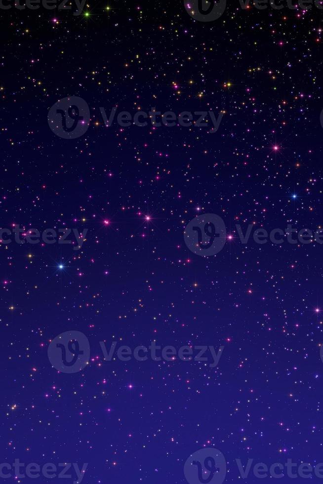 constelación de cazo grande foto
